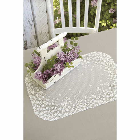 Blossom Placemat, set of 6