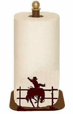 Bronco Paper Towel Holder for Countertop