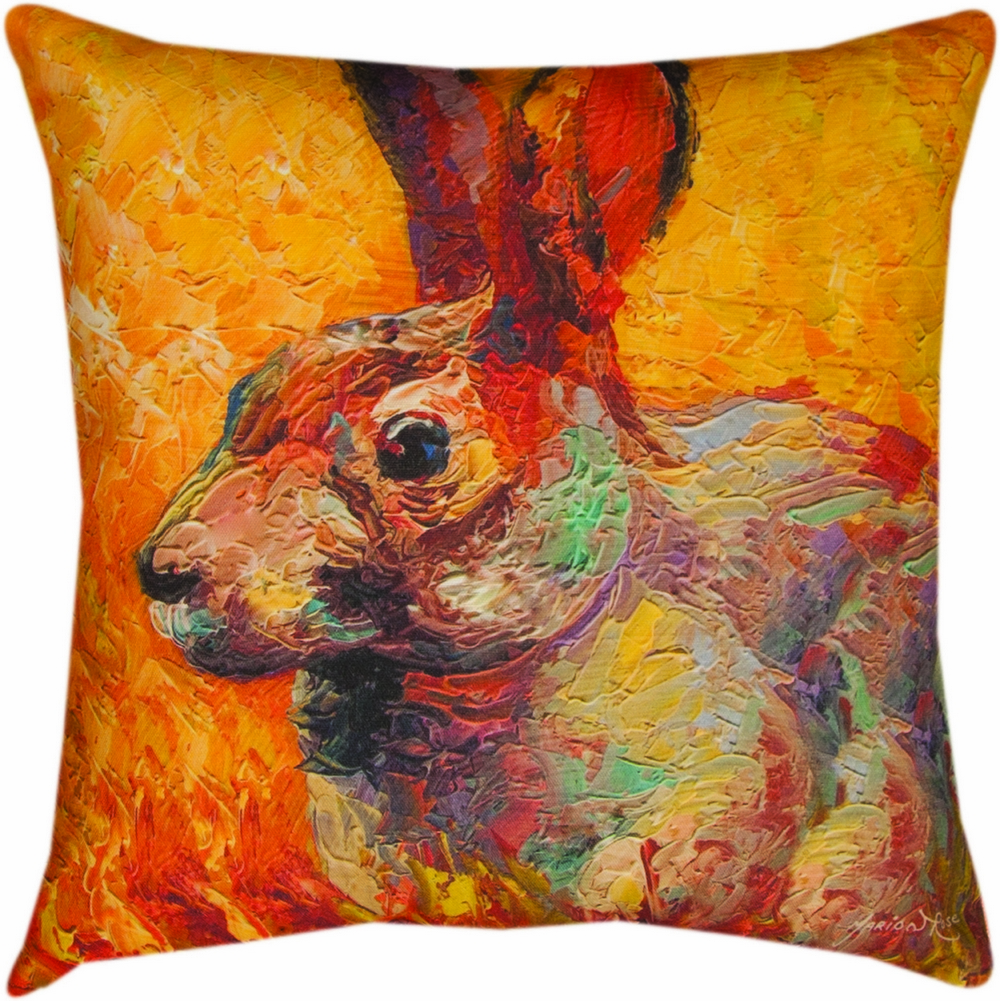 Bunny Climaweave Pillow