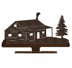 CABIN IN WOODS DESIGN TOP