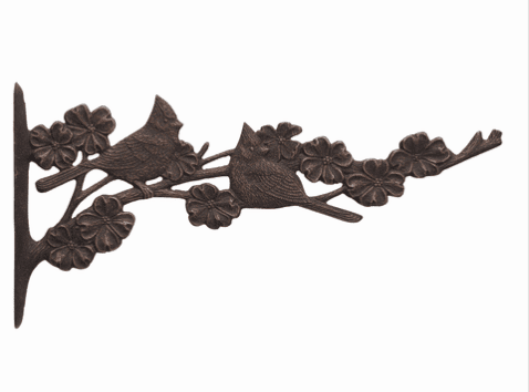 Cardinal Nature Hook - Oil-Rubbed Bronze