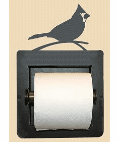 Cardinal Toilet Paper Holder (Recessed)