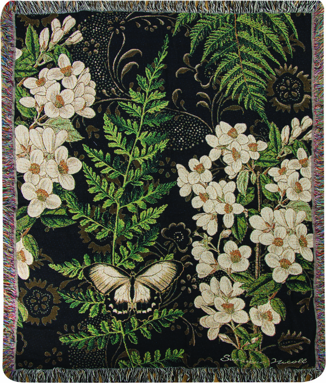 Chantrell Tapestry Throw