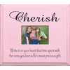 Cherish - Write It on Your Heart That Time Spent...Frame