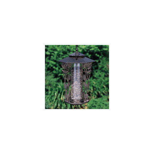 Chickadee Design  Bird Feeder - Wild Bird Feeder