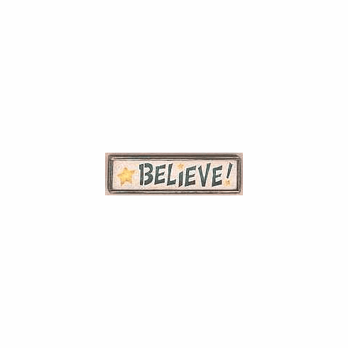 Christian Gift Idea - Mini Believe
