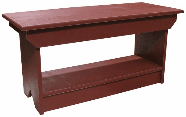 Coffee Table/Bench, 36 inch wide