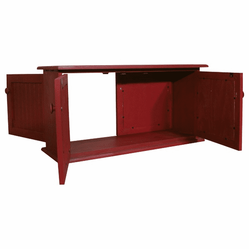 Coffee Table Cabinet, 36 inch wide