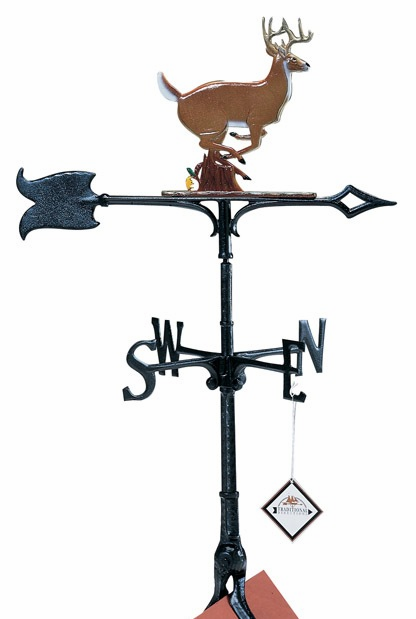 Color Ornaments for Weathervanes, Garden Stakes, Mailboxes...coming soon