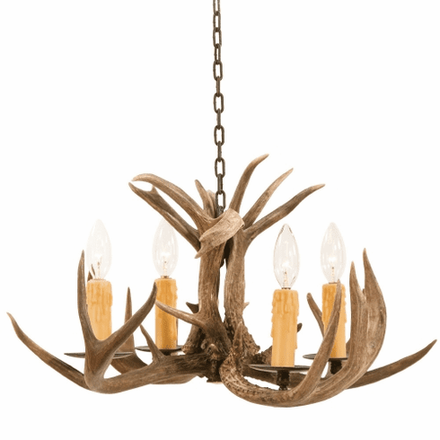 Coues Deer Antler Chandelier