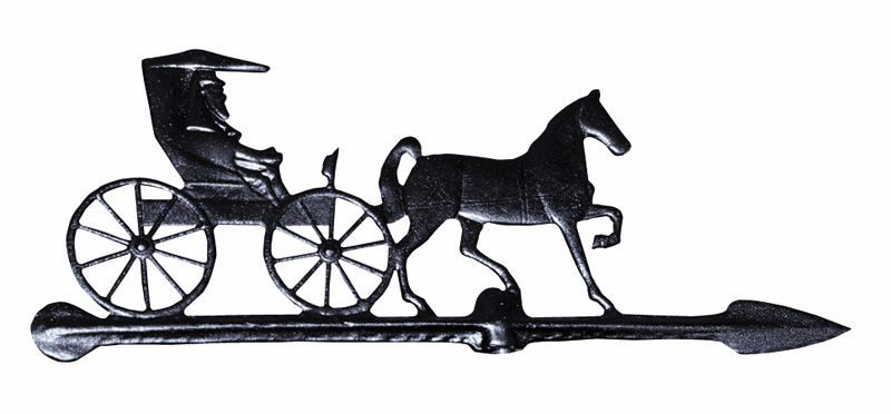 Country Doctor Weathervane - Country Decor