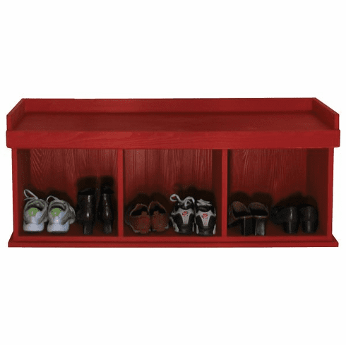 Cubby Bench, 50 inch wide