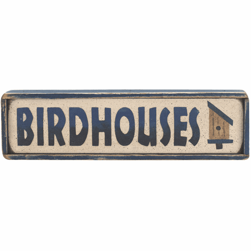 Decorative Bird House - Birdhouses