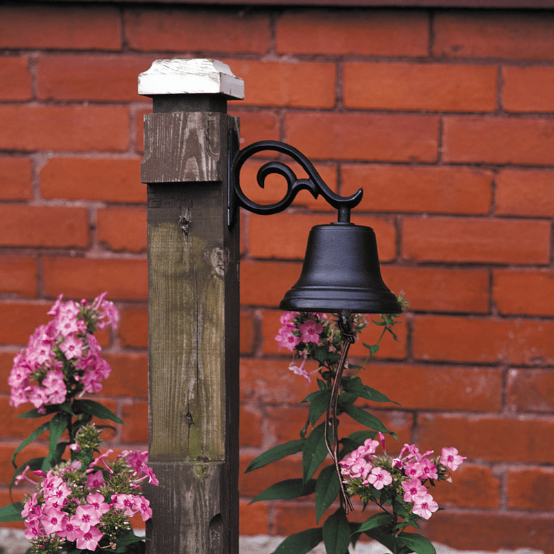 Decorative Country Bell - Garden or Patio Decoration