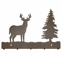 Deer Key and Accessory Holder