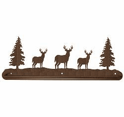 Deer Towel Bar
