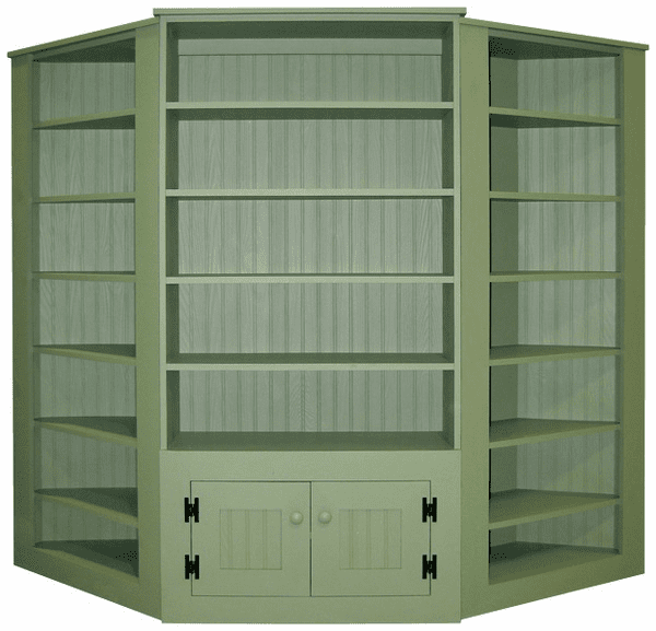 Display Hutch, 36 inch wide