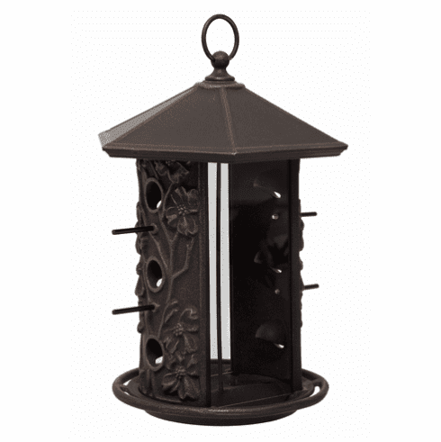 Dogwood Birdfeeder - Oil Rubbed Bronze