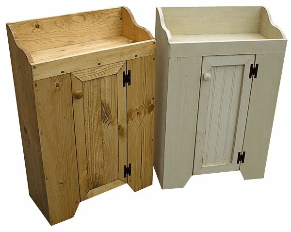 Dry Sink Cabinet, 24 inch wide