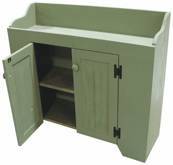 Dry Sink Cabinet, 36 inch wide