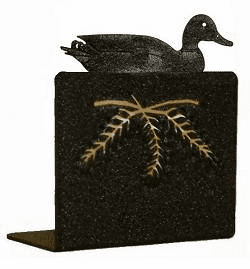 Duck Bookend Set