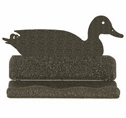 Duck Business Card Holder