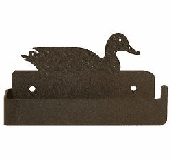 Duck One Piece Toilet Paper Holder