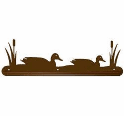 Duck Scenery Towel Bar