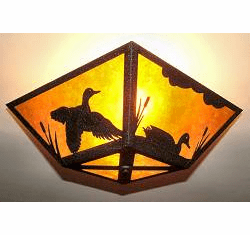 Duck Square Ceiling Light