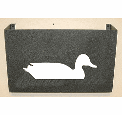 Duck Wall Mount Magazine Rack