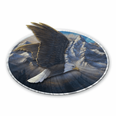 Eagle Metal Artwork