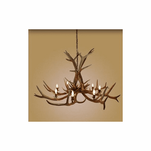 Elk 8 Light Chandelier