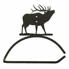 Elk Design Paper Towel/Toilet Paper Holder