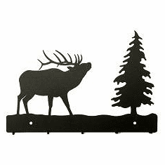 Elk Key and Accessory Holder