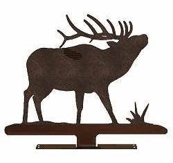 Elk Mailbox Ornament