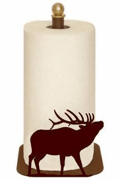 Elk Paper Towel Holder