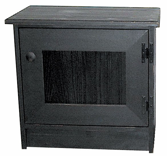 End Table Cabinet, 24 inch wide