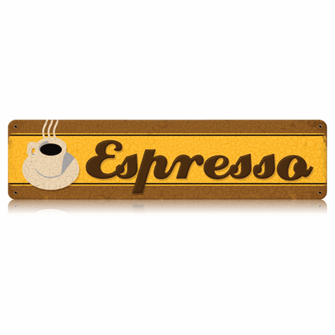 Expresso Coffee Sign - Coffee Shop Sign
