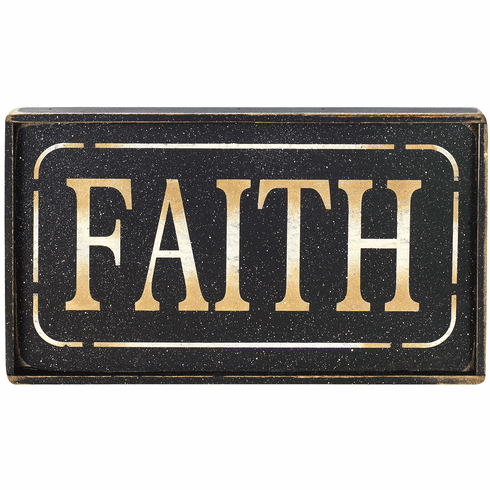 Faith First - Faith