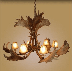 Fallow 6 Light Chandelier