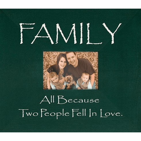 Family - All Because Two People Fell in Love...Frame