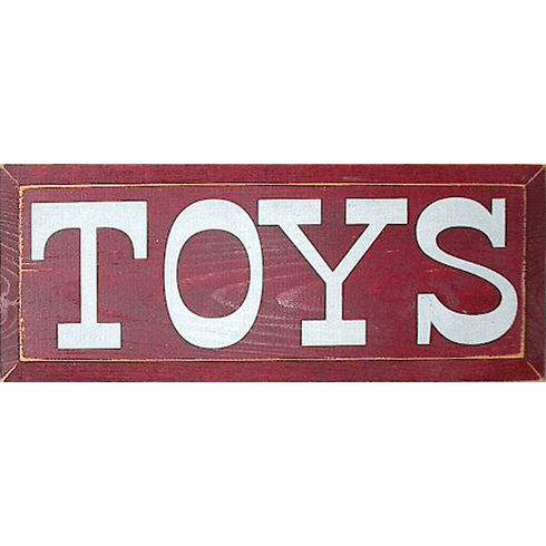 Family & Friend Sign...Toys