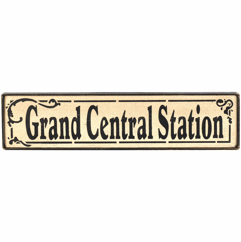 Family Gift - Grand Central Station