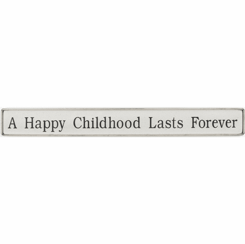Family Room Decor ? - A Happy Childhood Lasts Forever