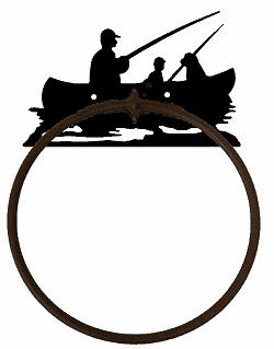 Fisherman Towel Ring