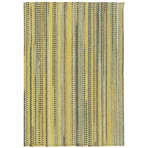 Flat Woven Citrine Rug