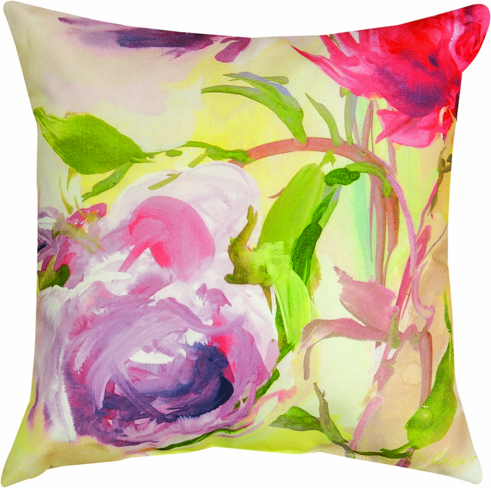 Flower Avenue Climaweave Pillow