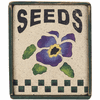 Flower Garden - Seed Packet (Pansy)