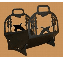Flying Duck Big Lodge Log Holder