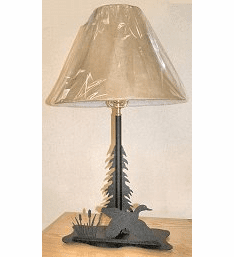 Flying Duck Desk/Night Stand Lamp